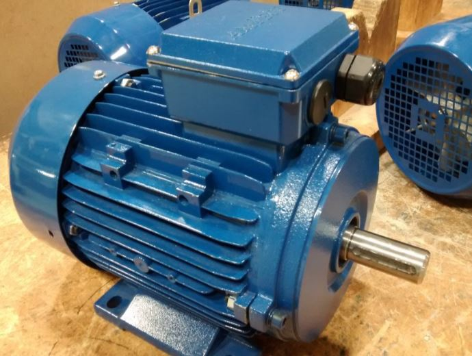 Course Image Three-phases induction motor installation and operation