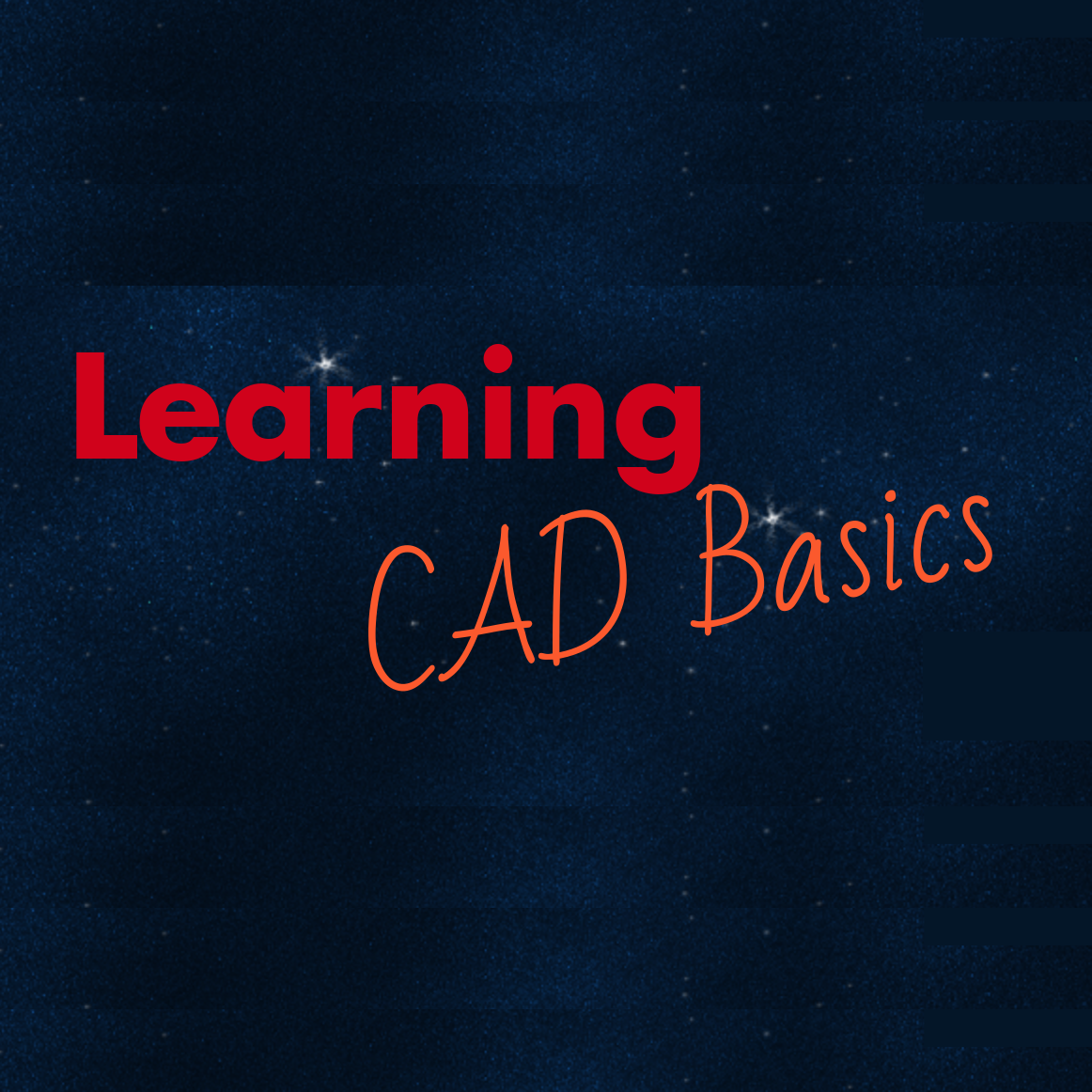 Course Image Learning CAD Basics